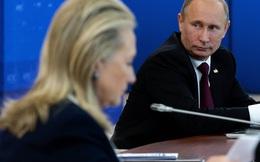 """Phe Clinton cáo buộc Kremlin """"đứng sau giật dây"""" bầu cử Mỹ"""