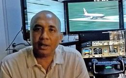 Cơ trưởng MH370 lập trình đường bay tập ra Ấn Độ Dương