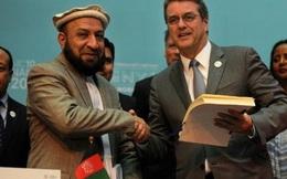 Afghanistan chính thức gia nhập WTO