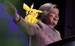 """Pokemon trở thành """"mồi nhử"""" cử tri của đảng Dân chủ"""