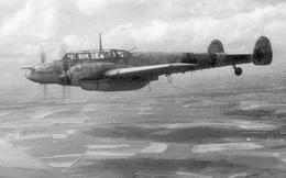 """Máy bay Bf 110: """"Chiến hạm trên không"""" gãy cánh của Phát xít Đức"""