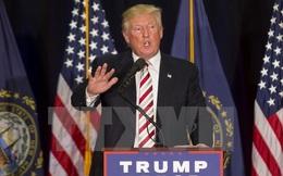 Trump có bài phát biểu quan trọng về chính sách kinh tế, phản đối TPP