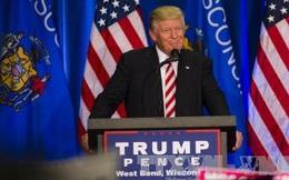 Tỷ phú D.Trump lôi kéo nhóm cử tri gốc Phi
