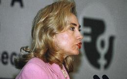 """""""Tuyên ngôn"""" năm 1995 xây dựng hình ảnh bà Hillary trước thế giới"""