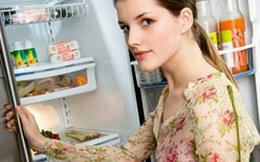 7 ẩn họa hại sức khỏe từ tủ lạnh