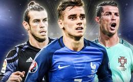 Griezmann đòi Quả bóng vàng châu Âu, Ronaldo phản pháo