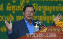 Campuchia huy động 20.000 cảnh sát canh bầu cử