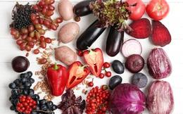 """Không khó tìm những """"siêu thực phẩm"""" màu tím nên xuất hiện trên mâm cơm mọi gia đình"""