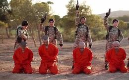 IS tung video trẻ em hành quyết tù binh người Kurd gây sốc