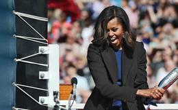 Mối liên hệ giữa bà Obama và tàu ngầm hạt nhân mới của Mỹ