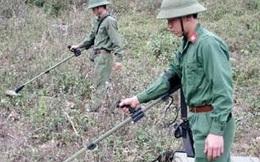 Mỹ huấn luyện kỹ thuật viên rà phá bom mìn cho Việt Nam