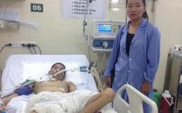 Vợ bầu 8 tháng, chồng 25 tuổi mắc bệnh kì quái mất dần nội tạng