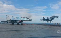 MiG-29K là nguyên nhân khiến Nga vội nâng cấp Su-33?