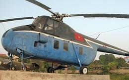 Chiếc máy bay Mi-4 và lực lượng Không quân trực thăng VN trong những ngày đầu
