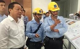 Bộ trưởng Bộ TN&MT kiểm tra việc xả thải tại Formosa