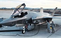 Mới vào biên chế, Không quân Mỹ đã cho tiêm kích tàng hình F-35 nằm đất