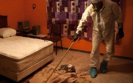Công việc lương cao nhưng chẳng mấy ai dám làm: dọn dẹp máu và thi thể người chết
