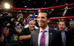 """Con trai ông Trump """"dính chưởng"""" vì làm mếch lòng mạng xã hội"""