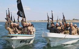 IS đã có lực lượng Hải quân ở Iraq?