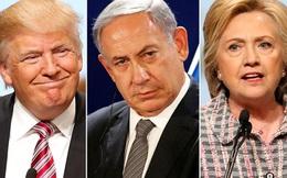 Hai ứng viên Tổng thống Mỹ dừng tranh luận để gặp Thủ tướng Israel