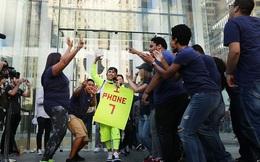iPhone 7 mở bán đợt hai, không có Việt Nam
