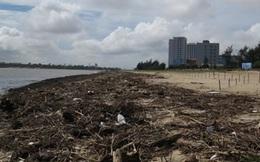 'Bãi biển đẹp nhất Việt Nam' ngập rác