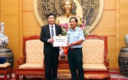 Quân chủng PK-KQ tiếp nhận học bổng của Lực lượng Không quân Hàn Quốc
