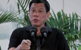 Ông Duterte tố cáo Trung Quốc đứng sau vấn nạn ma túy tại Philippines
