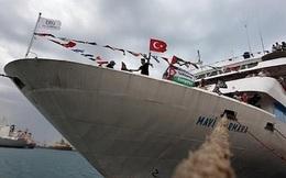 Thổ Nhĩ Kỳ được Israel đền bù 20 triệu USD cho vụ đột kích tàu cứu hộ