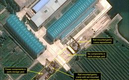 Chuyên gia Mỹ nghi ngờ Triều Tiên đang chế tạo tàu ngầm tên lửa mới