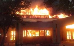 Học sinh tiểu học châm lửa đốt trường gây thiệt hại hơn 27 tỷ đồng chỉ vì...