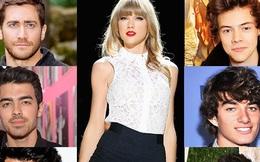 Taylor Swift đâu chỉ toàn nói xấu bạn trai cũ, cô cũng từng hạ mình vì một mối tình đẹp