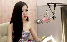 Hơn 1.000 MC Trung Quốc bị mất việc vì clip gợi dục