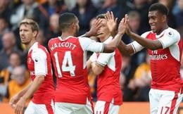21h00 ngày 15/10, Arsenal vs Swansea: Pháo nổ liên hoàn