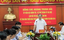 Bí thư Thành ủy Hà Nội: Vi phạm xây dựng, đừng nghĩ có thể thoát được