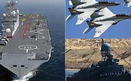 Nga kiên nhẫn chờ căn cứ quân sự Sidi-Barrani của Ai Cập