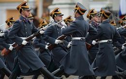 Ấn tượng nghi thức đổi ca gác của trung đoàn vệ binh Kremlin