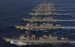 Hạm đội tốt nhất châu Á của Nhật Bản
