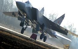 Nga sắp nhận hàng loạt tiêm kích đánh chặn MiG-31BM