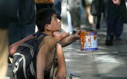 Sự thật đau lòng đằng sau hình ảnh những đứa trẻ què quặt xuất ngoại đi ăn xin