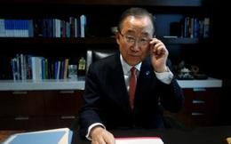 Ông Ban Ki-moon cân nhắc việc tranh cử tổng thống Hàn Quốc