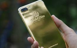 iPhone 7 Plus mạ vàng giá 180 triệu về Việt Nam