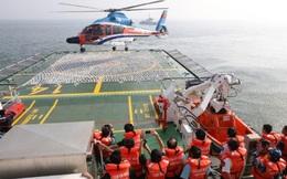 Lộ diện trực thăng trang bị cho tàu CSB 8004