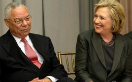 Cựu ngoại trưởng Mỹ của phe Cộng hòa tuyên bố ủng hộ bà Clinton