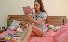 Cuộc sống mưu sinh của cô gái Việt sang Trung Quốc làm người mẫu