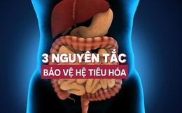 """3 bí quyết """"thương lấy đường ruột"""" để sống khỏe mạnh không bệnh tật"""