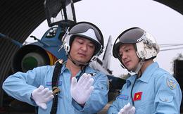 Chuyện khẩu phần ăn của phi công quân sự Việt Nam