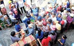 Hậu cứu trợ lũ lụt miền Trung: Khi trưởng thôn đứng ra điều phối