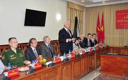 Nga chuyển cho Việt Nam tài liệu về xây dựng Lăng Bác