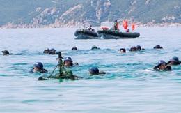 Kinh nghiệm huấn luyện bơi ở Lữ đoàn Hải quân đánh bộ 101